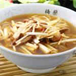 ねぎチャーシュー麺